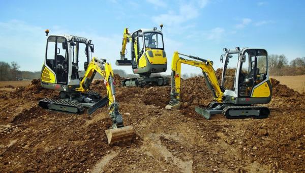 Wacker Neuson: Bau-Boom, Infrastrukturprogramme und Klimaschutz beflügeln