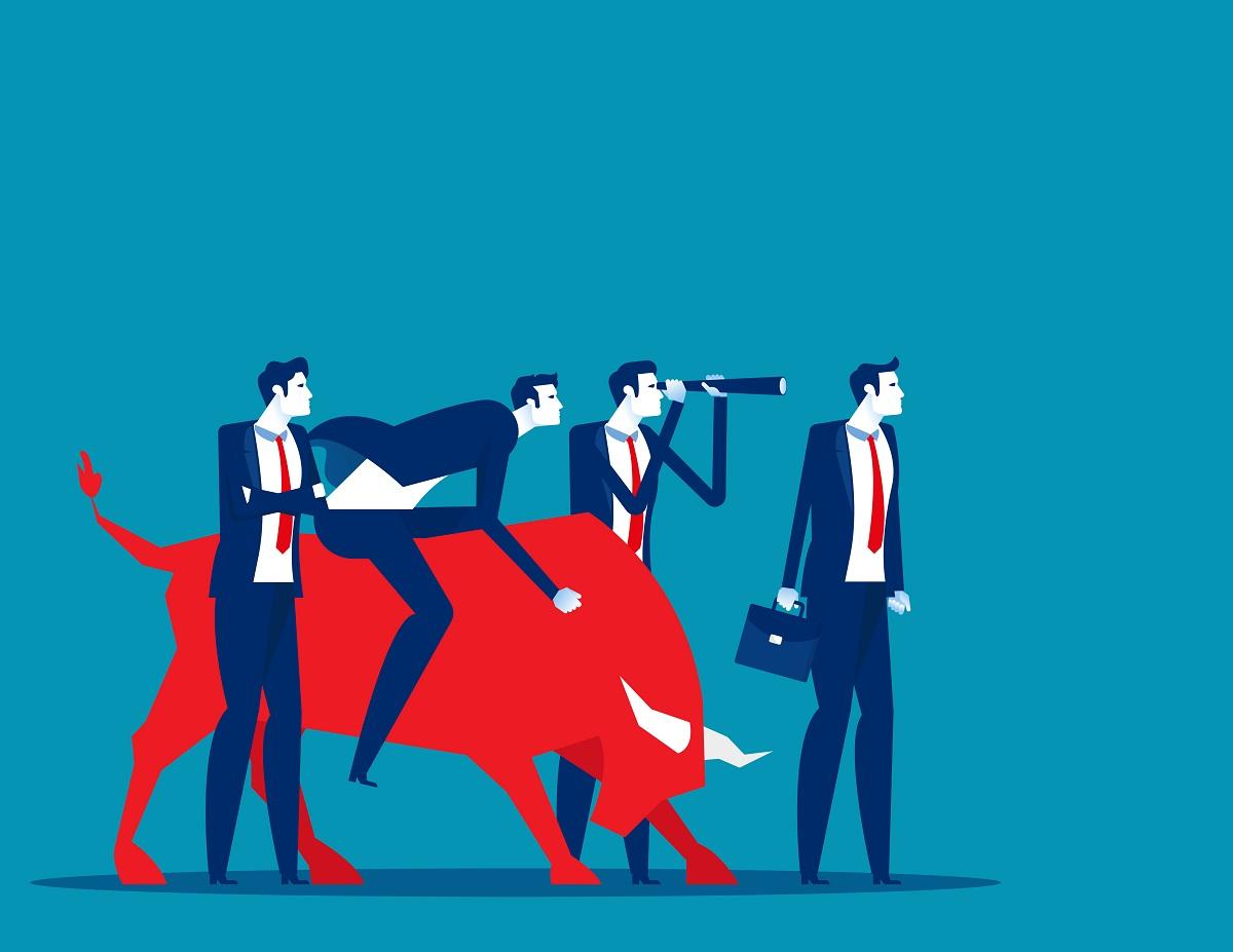 Diesen 4 Aktien profiteren vom wachsenden Interesse der Bevölkerung an der Börse!