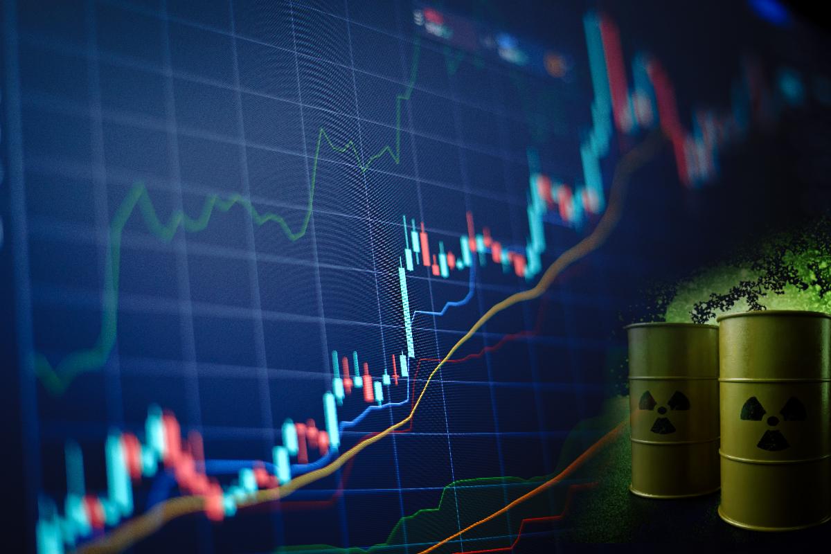 Charttechnischer Ausbruch beim Uran-Preis – Was sind die Hintergründe? Wie kann man davon profitieren?