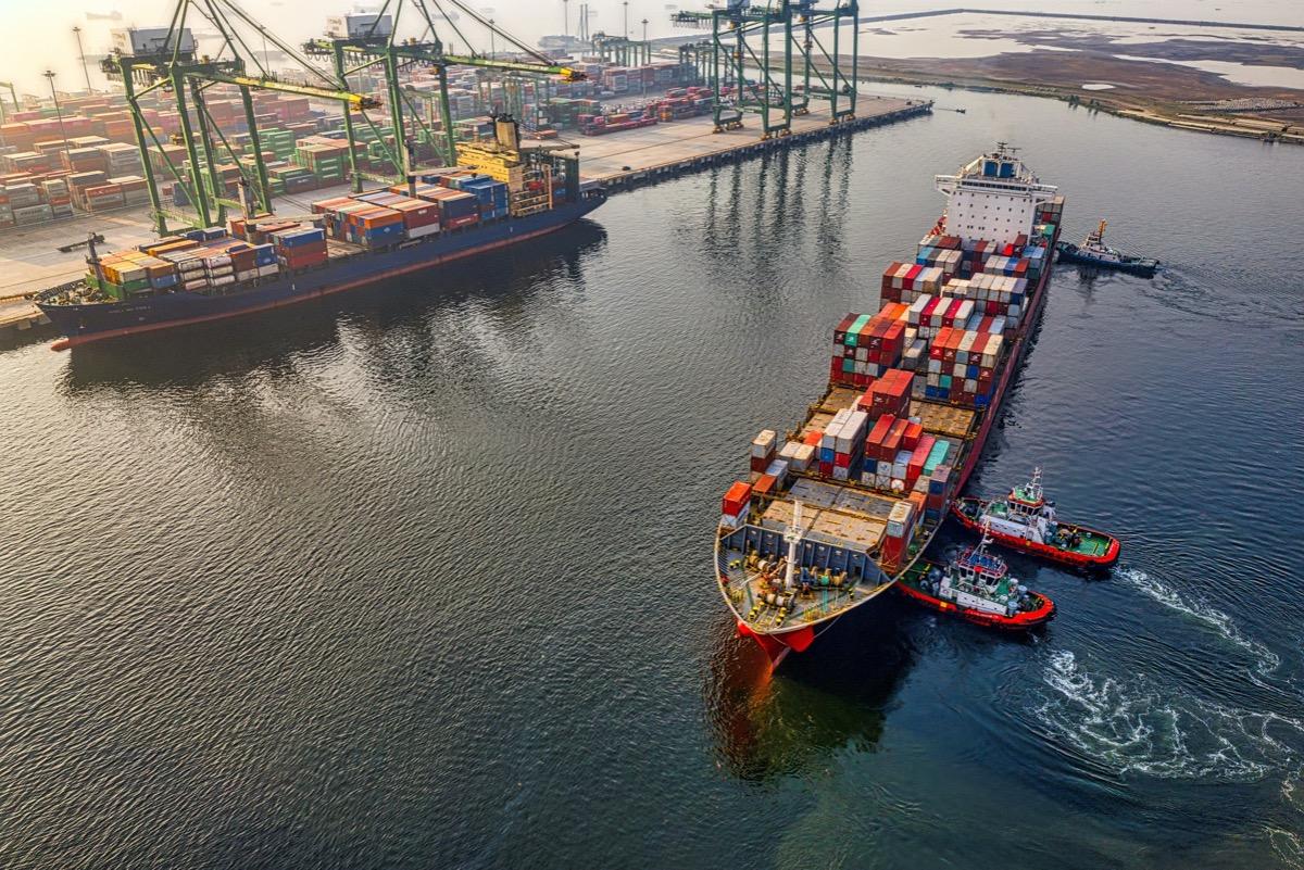 Die Top-2-Aktien aus dem Schifffahrtssektor!